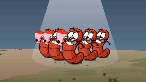 冷知识,原来蚯蚓是动物界的渣男......