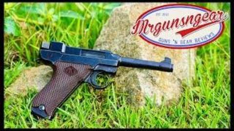 [Mrgunsngear]拉提L-35手枪