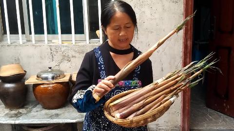 吃了几十年的竹笋,还是这种做法简单好吃
