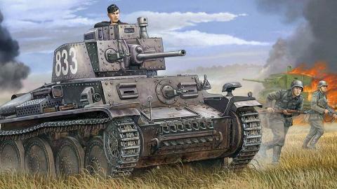 【星海社第159期】征战苏联的38(t)轻型坦克