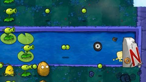 PVZ小游戏14:宝石迷阵转转看