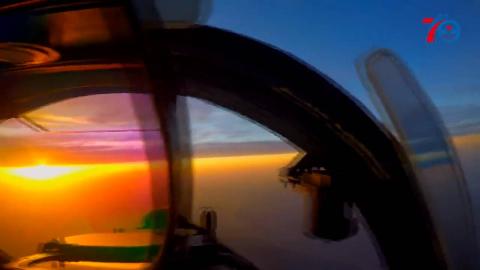 多处亮点自己找!空军发布《鹰击长空  为国仗剑》宣传片