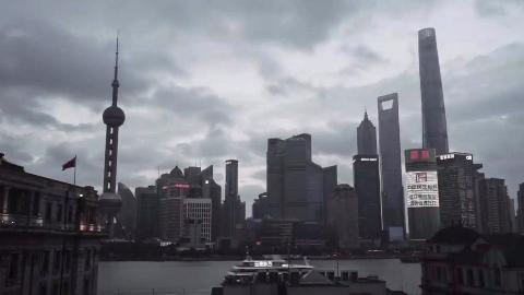 【龙腾网字幕组】上海,再见中国!外国情侣Ryan中国行最后一站