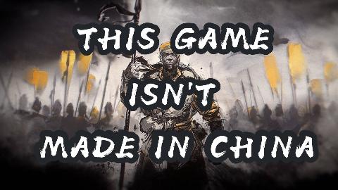 深度:外国人做出了《全面战争:三国》,为什么中国却做不出好的三国游戏?【游戏那点事17】