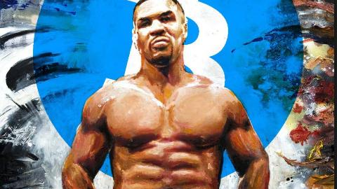 拳王泰森经常做的5个训练,全部都是有针对性的!