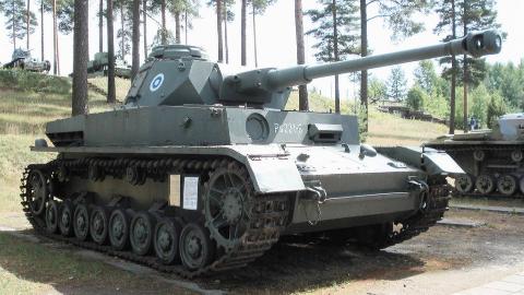 【讲堂451期】德国研发配角四号坦克,没想到比主力坦克还好用,成就一个传奇