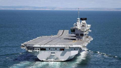 土耳其船厂200万购买英航母,却意外拆出130吨光缆,净赚1.1亿