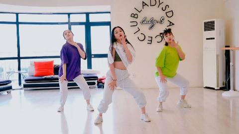 【力量 控制 头发会跳舞系列】神童童编舞sally walker翻跳 青岛爵士舞 LadyS舞蹈