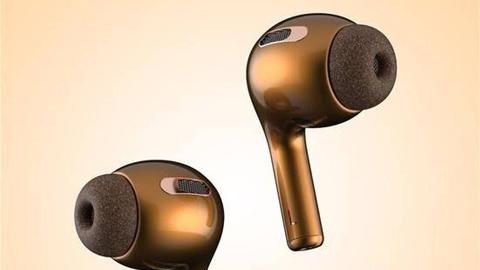 支持降噪、开启关闭!苹果新AirPods 3曝光:这外观感受下