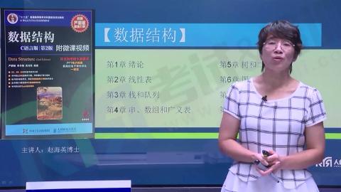赵海英---2020考研数据结构---提升篇