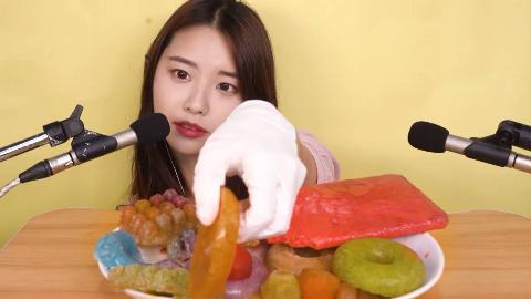 【助眠】吃冰块的声音~