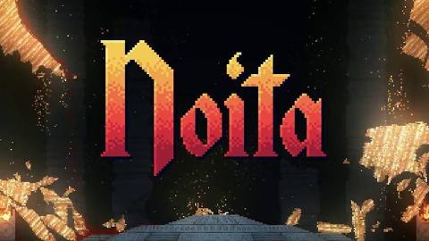 《女巫(Noita)》技能演示视频