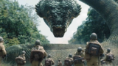 人类无意间打碎蛇蛋,招来了史前森林巨蟒, 一部动作冒险电影