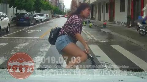 中国交通事故20190703:每天最新的车祸实例,助你提高安全意识
