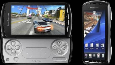 看看2011年的PSP手机(Sony Xperia Play R800i)