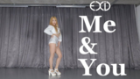 K-POP舞团美女性感翻跳EXID - ME&YOU