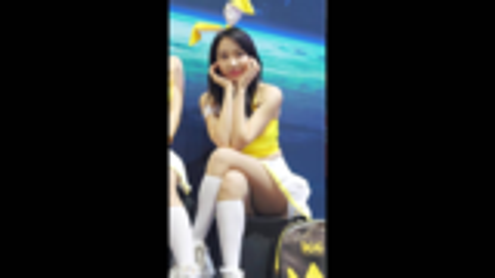 2019 G-STAR游戏展 - 김다나[Kim Dana]  Cosplay 可爱兔女郎