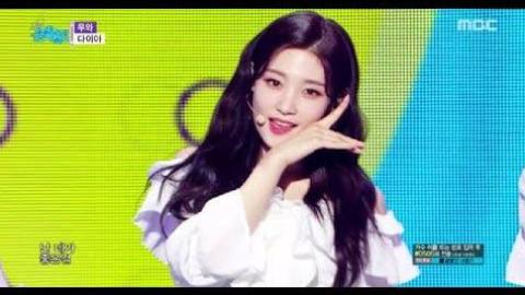 [HOT] DIA -  WOOWA Show Music core   20190413