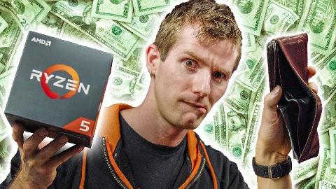 【官方双语】AMD的性价比有多高?(游戏方面)#linus谈科技