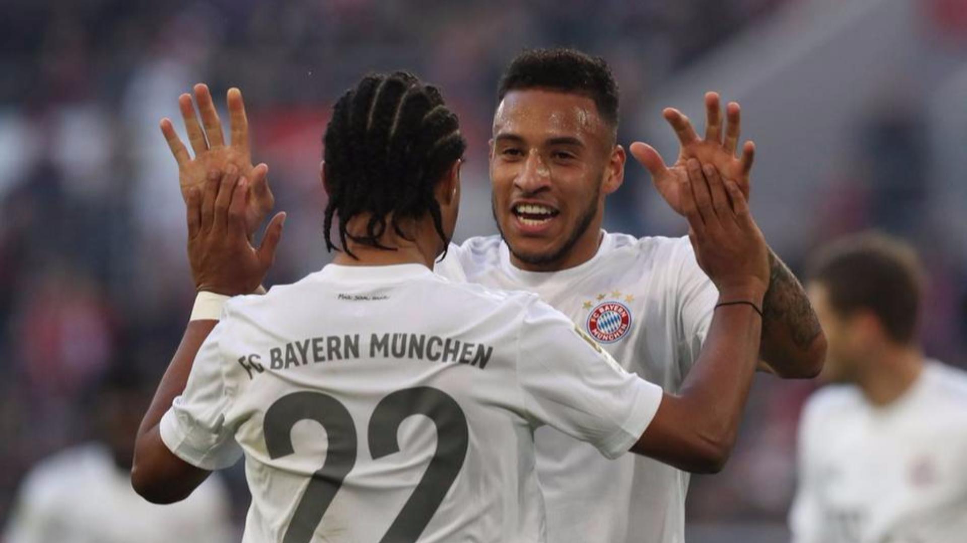 2019-2020赛季德甲第12轮 杜塞尔多夫vs拜仁慕尼黑 全场集锦