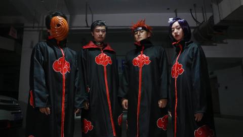 【火影忍者】地下车库的神秘组织