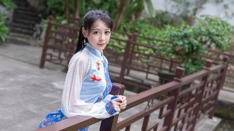 【龙傲娇】桃花旗袍