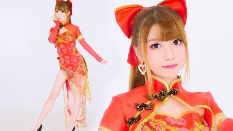 【misaki☆】桃源恋歌 穿着金丝雀说爱你♪