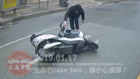 中国交通事故20190117:每天最新的车祸实例,助你提高安全意识!