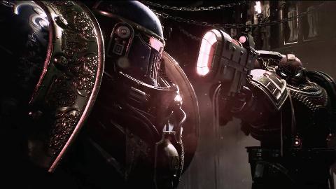 【中英双字】希望之死:预告II-战锤40k同人电影短片