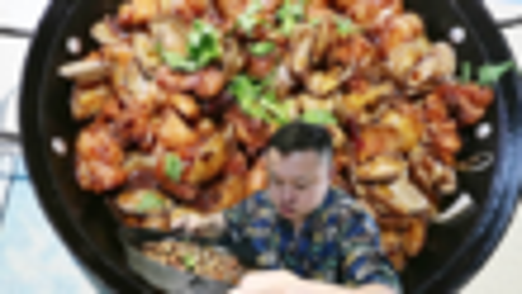 青岛/下饭菜最拿手一到中午学生爆满 大学墙外的饭馆开了不少年