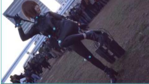 [梦萝企划] 308期 日本C95漫展cosplay现场小姐姐高清鉴赏