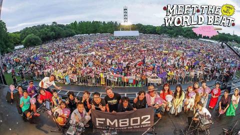 [大阪年度音乐节]FM802 MEET THE WORLD BEAT 2019