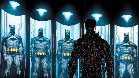 【HUSH13】猛男落泪!蝙蝠侠竟在生日当天对自己做了这种事!