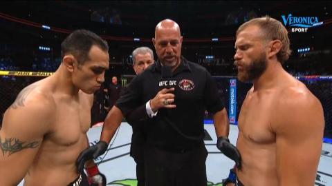 托尼弗格森VS唐纳德赛罗尼 UFC238