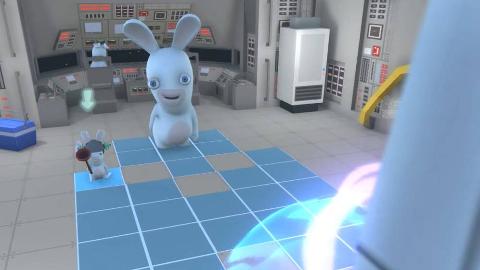 疯狂兔子编码 Rabbids Coding(上)