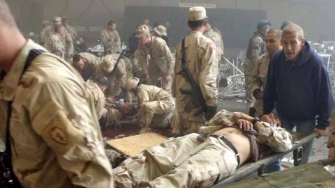 10年反恐战争,美军战斗力为何越来越差?阿富汗占领区吃喝玩乐