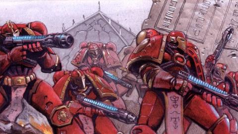 【达奇】当忠诚变为尘土 智者遭人利用 谁能拯救帝国?《战锤40K》背后的故事