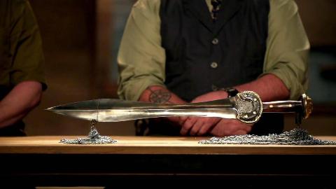锻刀大赛 S07E01 珀尔修斯之剑(Sword of Perseus)【生肉】