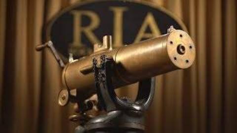 """[RIA]柯尔特1877""""斗牛犬""""加特林机枪"""