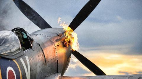 【讲堂508期】战斗机中的虎式坦克,二战英国技术的结晶,创造了无数战绩