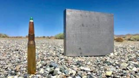 [Edwin Sarkissian]钛合金防弹测试
