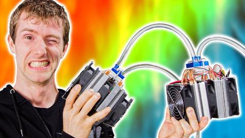 【官方双语】热电散热,不靠谱(第一集)#linus谈科技