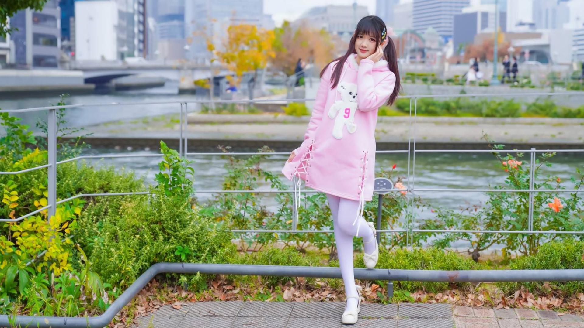 【YIYO☆】Dreaming ChuChu(圣地巡礼*中之岛)
