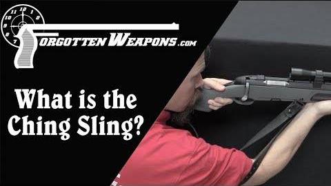 【被遗忘的武器/双语】斯太尔向导步枪Ching式枪带介绍