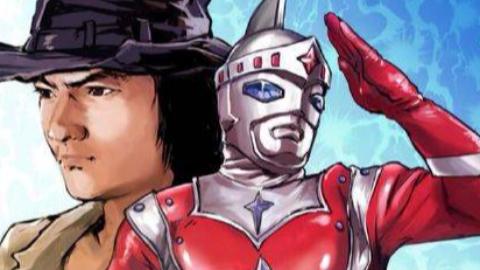 【特摄MAD】日本最弱特摄英雄/钢铁王的战斗历程!最强人类与最弱特摄英雄的结合的一部剧