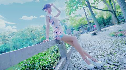 【巫小萤】舌战江湖❉高跟旗袍
