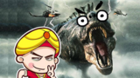 最沙雕的恐龙 爆笑吐槽《恐龙侵袭》女博士大战史前巨兽!