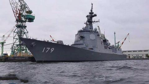 """日本最新""""万吨大驱""""准备服役,中国055刚服役就被比下去了?"""