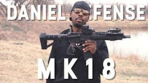 丹尼尔防务MK18短管步枪