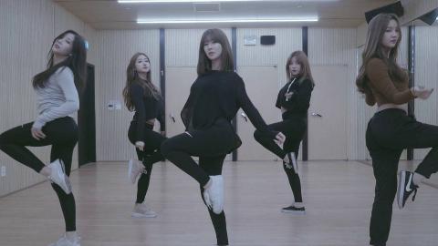 PLAYBACK - Let Me Love You 舞蹈室练习编舞